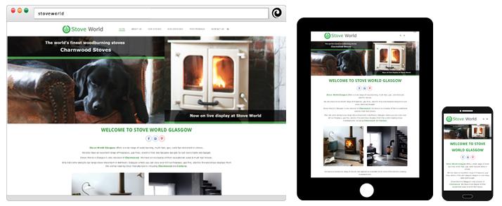 YPod Media Web Design Glasgow Mobile Friendly Responsive Web Design Scotland